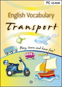 ENGLISH VOCABULARY – Transport – Play, learn and have fun! (computer game)