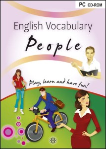ENGLISH VOCABULARY – People – Play, learn and have fun! – Gra PC